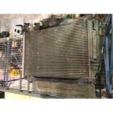 Radiator and Charge Air Cooler used from a FreightLiner Century with 12.7 Detroit engine