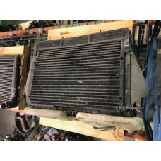 Radiator and Charge Air Cooler Used from a Ford/Sterling with 12.7 Sterling Detroit Engine