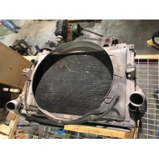Radiator and Charge Air Cooler Used from International/Navistar