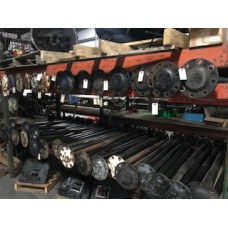 Axles Used and Assorted